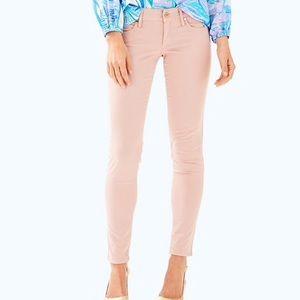 Lily Pulitzer NWT worth skinny pants
